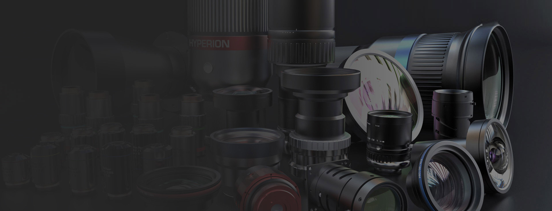 Custom Lens Design & Assembly